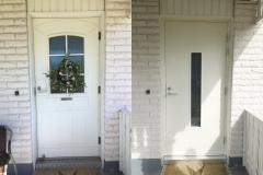 Ovi ennen ja jälkeen