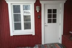 Ikkuna ja ovi