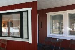 Ikkuna ennen ja jälkeen